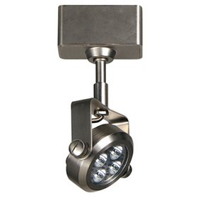 elco lighting et590n track light low voltage led gimbal ring track