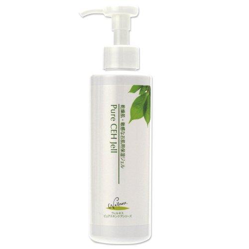 ウェルネス ピュアCEHジェル 乾燥肌・敏感肌用保湿美容液 200ml