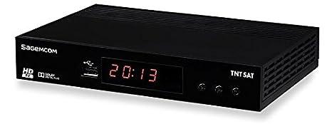 SAGEMCOM DS 81 HD Tuner Oui (Mpeg4 HD)