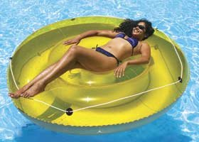 6' Island Sun Tan Lounger