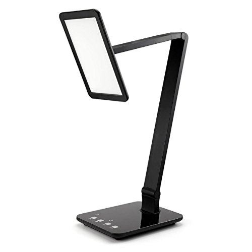 [Giant Eye] Oxyled Smart T200 Giant Eye-Care 10W Led Desk Lamp (Giant Panel, Intelligent Dimming, Cct Adjustable, Smart Touch, Eye-Care, Usb Charging, Muti-Angle)