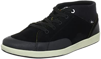 Cat Footwear FLYNN P715283, Herren Sportive Sneakers, Schwarz (Black), EU 41 (US 8)