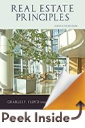 Real Estate Principles, 11th Edition, by Charles F. Floyd and Marcus T. Allen