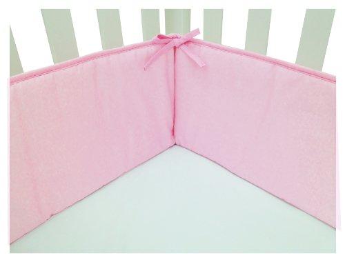 Modern Baby Girl Bedding 6949 front