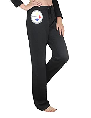 Pink Victoria's Secret Womens PITTSBURGH STEELERS Lounge / Pajama Pants