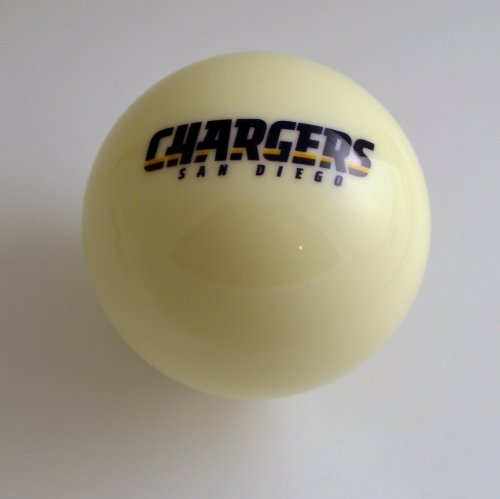 SAN DIEGO CHARGERS shift knob (White) at Amazon.com