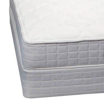 Queen Serta Perfect Sleeper Essentials Fairport Firm Mattress front-1049109