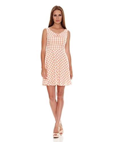 Titis Clothing Vestido Amapola Vichy Rosa