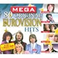 Mega Eurovision 80 Plus 24 Dvd Hits