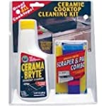 Ge Cerama Bryte Cooktop Cleaner and S...