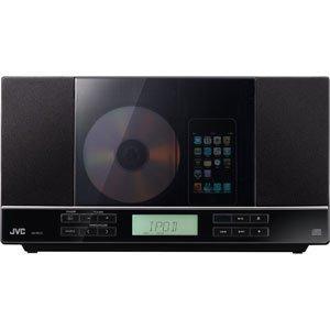 Victor iPod対応CDポータブルシステム ブラック NX-PB10-B