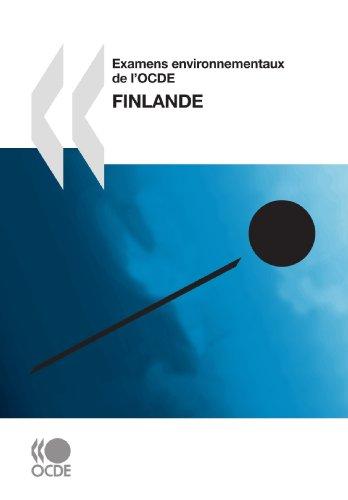 Examens environnementaux de l'OCDE, Finlande 2009