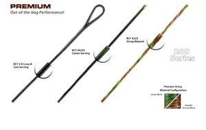 BowTech FSP 24st Airborne String Kit, 82, Green Bronze by EBBQ