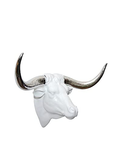 Interior Illusions Odie Bull Head Wall Hanging