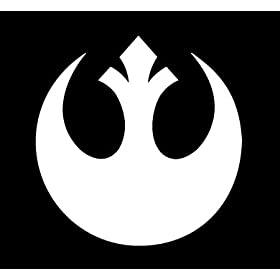 Star Wars Car Window Decal - Rebel Alliance