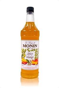 Monin Spicy Mango Mixer 1 Liter from Monin
