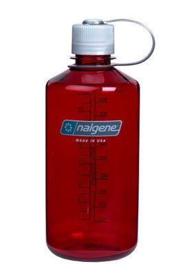 Nalgene Flasche 'Everyday' - 1 L, outdoor rot