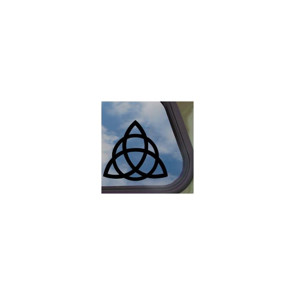 Led Zeppelin Rock Band Window Black Decal Window Sticker