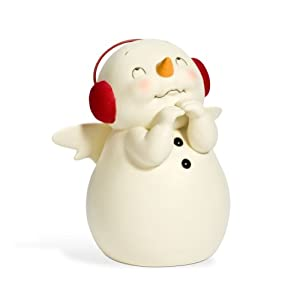 Department 56 Snowpinions Large Snowman Figure