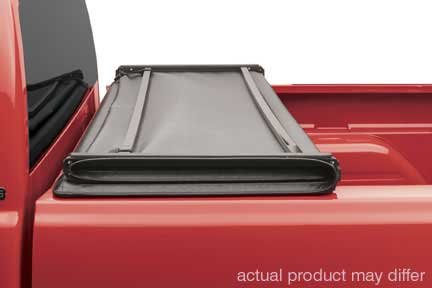 Lund 950120 Genesis Black Tri-Fold Tonneau Cover (Toyota Tundra Bed Cover compare prices)