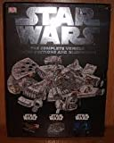 img - for STAR WARS: The Complete Vehicle Cross-Sections and Blueprints (2 Books + posters) book / textbook / text book