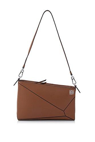 loewe-womens-32289m872530-brown-leather-shoulder-bag