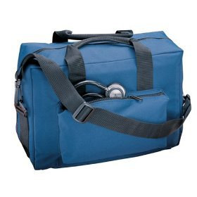 American Diagnostic Corporation 1024 Nylon Medical Bag in Black
