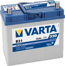 AUTO BATTERIE VARTA BLUE DYNAMIC 45 AH - 151.07.59