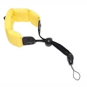 JJC ST-6Y Floating Foam Strap for Camera - Yellow