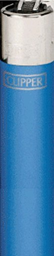 CLIPPER® Micro Feuerzeug - Metallic Micro 2 #4 - blue