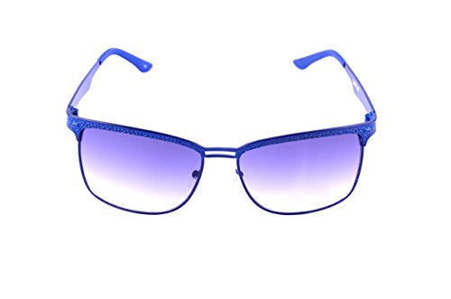 Palmer Clark N Palmer Aviator Blue Sunglasses (Cnp-Bs-105Bluegray) (Multicolor)