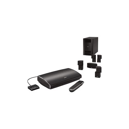 Bose? Lifestyle? V25 home entertainment system--Black