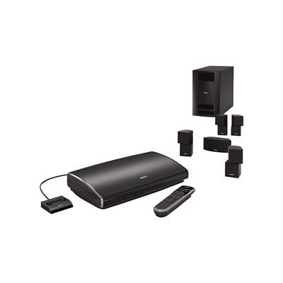 Bose® Lifestyle® V25 home entertainment system--Black