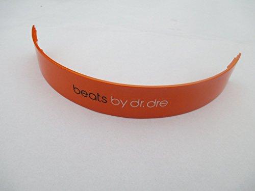 Goodies® Replacement Top Headband For Beats Studio Headphones Orange Color