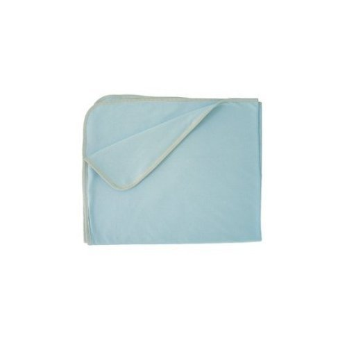 Sckoon Organic Cotton Blanket - Blue [Apparel]