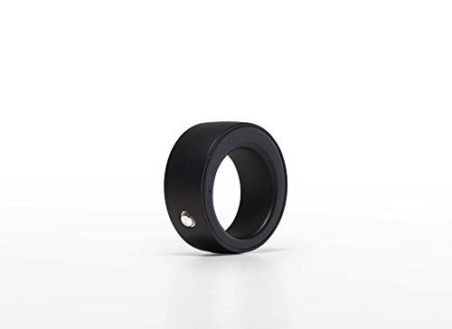 Ring ZERO Lサイズ Black RPB-001-03