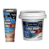Dap Plastic Wood Filler - Golden Oak Paste 0.25 Pt Tub - 08114 [Price Is Per Pail]