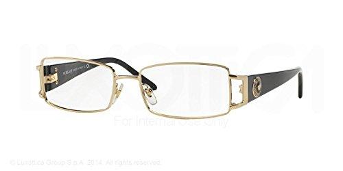 c5cc76d8cfa8 Versace Eyeglasses VE1163M 1252 Pale Gold 50 16 130