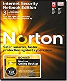Norton Internet Security 2011 Netbook Edition Up to 3 PCs Including Norton Online Backup 5GB
