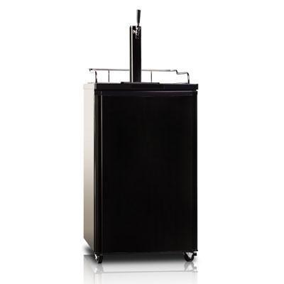 Midea 4.9cf Refrigerator Black