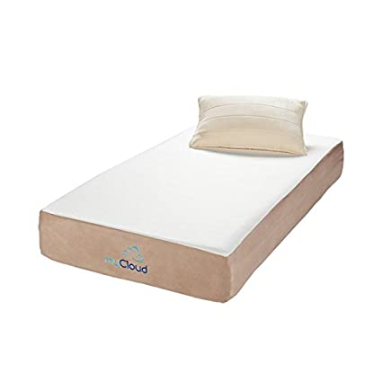 "myCloud 10"" Gel-Infused Memory Foam Mattress"