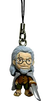 Bandai One Piece Charm Strap - Silvers Rayleigh