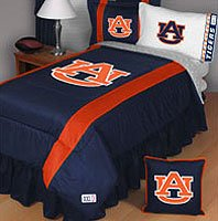 Auburn Tigers Sideline Comforter - Full/Queen Bed