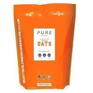 Pure Ultrafine Ground Oats - Unflavoured - 2kg