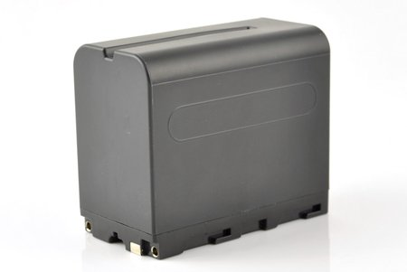Atc Lithium Battery (Np-F950,Np-F960,Np-F970) For Sony Cameras