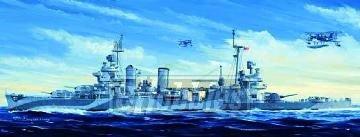 Trumpeter 1/350 Scale USS San Francisco CA38 Heavy Cruiser (1944)