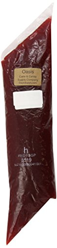 Henry & Henry Red Raspberry Pastry and Cake Filling, Redi Pak, 2 Pound