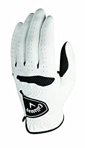 Callaway Men's Xtreme 365 Golf Glove, Medium, Left Hand