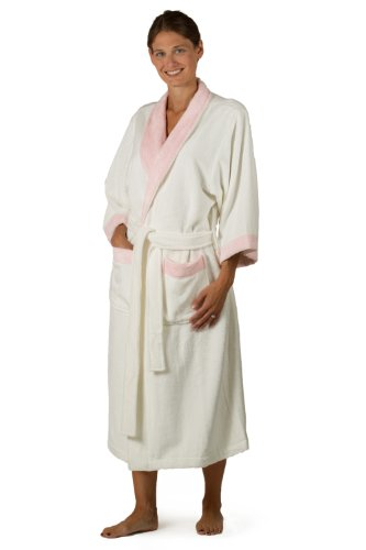 Womens Terry Cloth Bathrobe Robe Gift Suggestions Holiday Gifts For Girlfriend Wife Women'S Wb0102-Nwh-Lxl