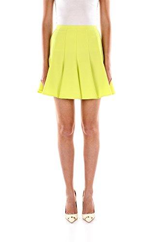 Gonne Kocca Donna Poliestere Verde Lime P15PG0127603UN027440002 Verde 28